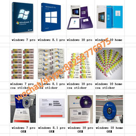 100% Online Activation Microsoft Computer Software Download 64 Bits License OEM Key