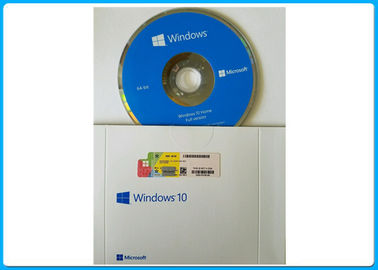 Cina Microsoft Certificated Windows 10 Professional Oem Dengan Sticker COA Kunci Asli Distributor